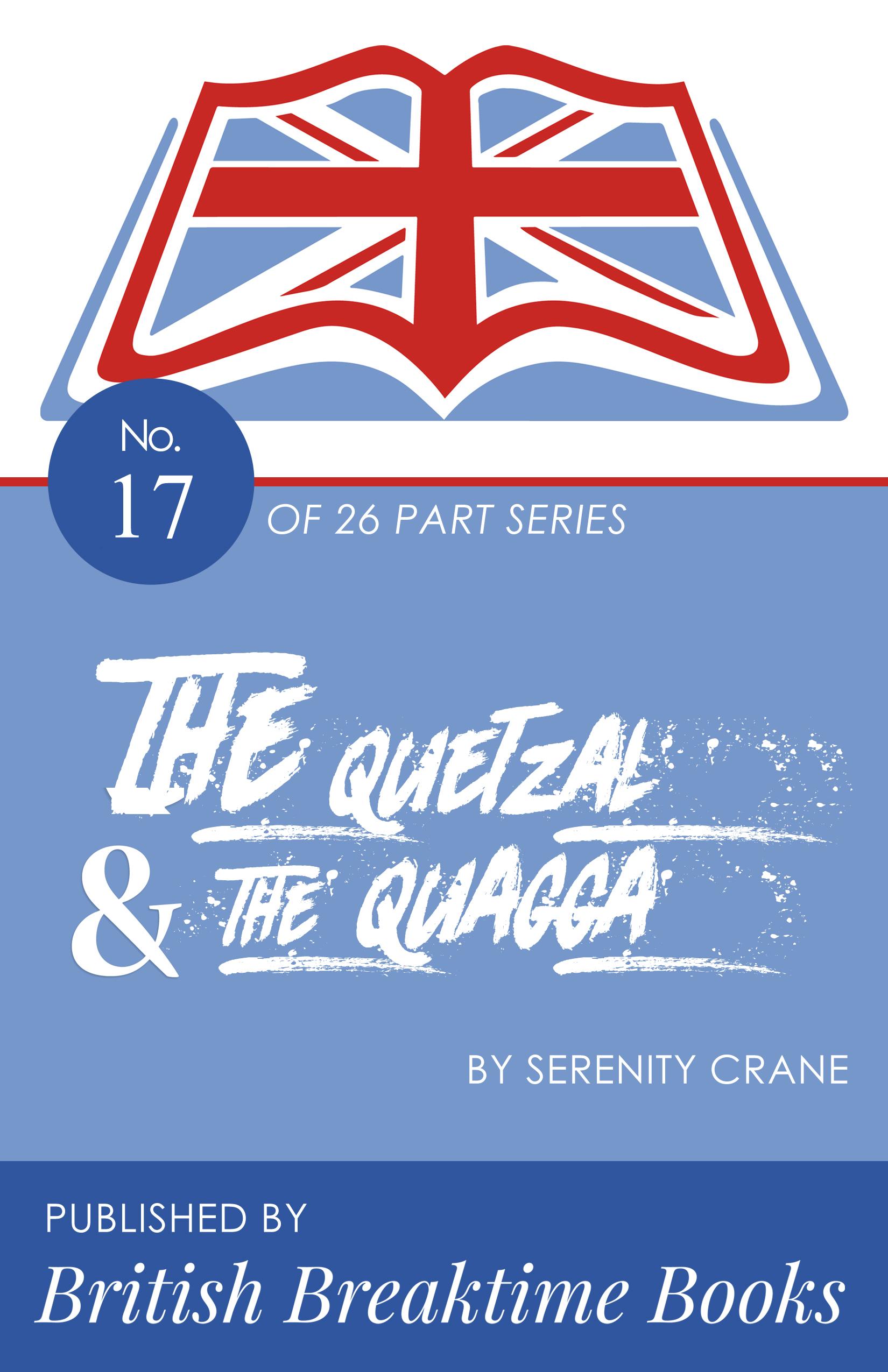 "<span itemprop=""name"">The Quetzal and The Quagga</span>"